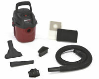 Shop-Vac 2021000 Micro Series Portable Wet/Dry Vaccum, 1-Gallon, 1 HP Peak
