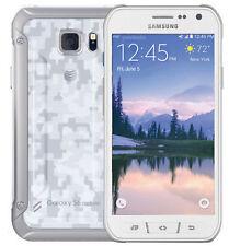 Samsung Galaxy S6 Active SM-G890A - AT&T Desbloqueado - 4G LTE - 32GB Blanco