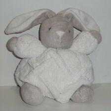 Doudou Lapin Kaloo - Blanc gris