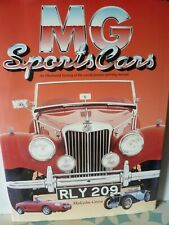 MG Sports Cars - An Illustrated History