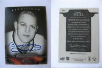 2011-12 Parkhurst Champions #157 Bobby Hull  renditions auto SP autograph SSP