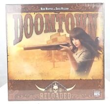 <<NEW>> DOOMTOWN RELOADED Card Game $39.99 Value (Alderac Entertainment Group)
