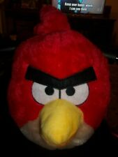 Angry Birds Red Bird Plush Backpack 12""