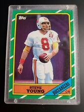 1986 Topps #374 Steve Young Rookie Card RC San Francisco 49ers NM+