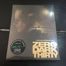 #743/700! Zero Dark Thirty Plain Archive Exclusive Blu-ray Keepcase Full Slip