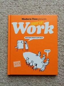 Modern Toss - Best Of Work book (used but really good condition)