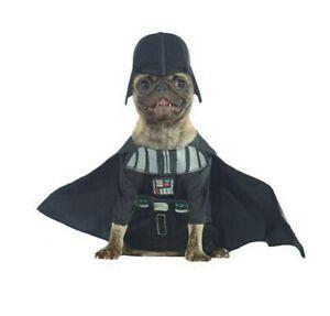Darth Vader Disney Star Wars Dog Costume Small Rubies