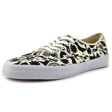 Zapatillas deportivas de hombre Authentic color principal blanco de lona