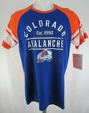Colorado Avalanche NHL G-III Men's Short-Sleeve T-Shirt