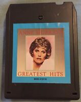 Anne Murray Greatest Hits 8 Track Tape Cartridge 1980 Capitol Records