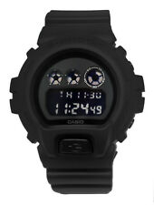 Casio DW6900BB-1 G-Shock Day Date Digital Dial Black Resin Band Watch New