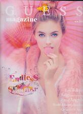 GUESS Magazine Spring/Summer 2015 Endless Summer Fashion/Tokyo/Gigi