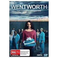 WENTWORTH-Season 1-Region 4-New AND Sealed-5 Disc Set-TV Series