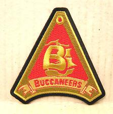 "BATTLESTAR GALACTICA  Buccaneers 3.5"" Logo Costume Patch- FREE S&H (BGPA-27)"