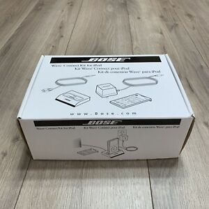 Bose Wave Connect Kit for iPod (New, In Box)