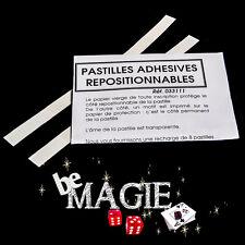 DUVIVIER - Les pastilles adhésives repositionnables - Magie