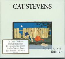 Cat Stevens - Teaser And The Firecat - Deluxe Edition 2CD 2009 NEW/SEALED
