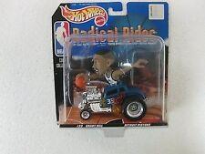Grant Hill Detroit Pistons 1998 Hot Wheels Radical Rides NIP NIB 1:43 Scale