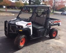 Bobcat Utility Vehicles For Sale Ebay