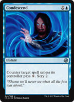 MTG x3 Condescend Iconic Masters Uncommon Blue NM/M Magic the Gathering