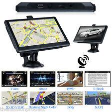 "7,0"" Inch Touch SAT NAV 8GB Autoradio Nav PKW Auto Truck GPS Navigation Navi MP3"