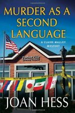 Murder as a Second Language: A Claire Malloy Myste