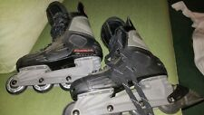 Rollerblade Inline Skates Men's 9 with pads Great Condition