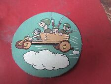 WWII USAAF 310 TROOP CARRIER SQUADRON D-DAY  9 TH AAF FLIGHT JACKET PATCH