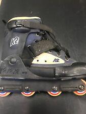 K2 Aggressive Inline Grinding Skates Backyard BOB US Mens Size 11.5