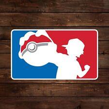 Pokemon Trainer League Logo (Pokemon) Decal/Sticker