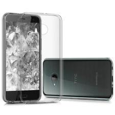 Crystal CASE PER HTC u11 LIFE IN TPU SILICONE GUSCIO PROTETTIVO COVER Bumper Per Cellulare Chiaro