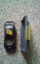 000 Rusty Wallace #2 Die Cast Car With Stand Pontiac