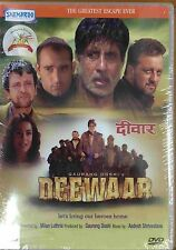 Deewaar : Lets Bring Our Heros Back - Amitabh - Official Hindi Movie DVD ALL/0