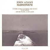 Adams: Harmonium (CD, Apr-1987, ECM) BRAND NEW SEALED