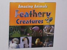 Amazing Animals Learning Book  - Feathery Creatures