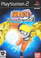 Naruto: Uzumaki Chronicles 2 - Sony PlayStation 2 - Complete - PAL - PS2