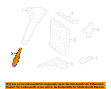 TOYOTA OEM Ignition-Spark Plug 9091901263