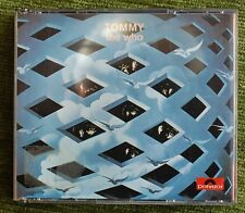 THE WHO - TOMMY   --- *** 2 CD - BIG BOX ***
