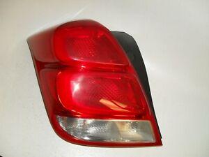 2013 - 2021 Chevrolet Trax Driver LH Left Halogen OEM Tail Light 0048