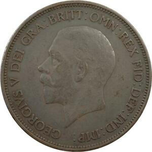 GREAT BRITAIN - PENNY - 1936 - GEORGE V
