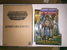 MOTUC,MOTU,QUEEN GRAYSKULL, Masters Of The Universe Classics,MOC,He Man,Sealed