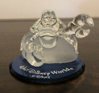 Walt DISNEY World SEBASTIAN Crystal  Figurine