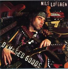 NILS LOFGREN Damaged Goods - 12 track 1995 original UK Rykodisc CD