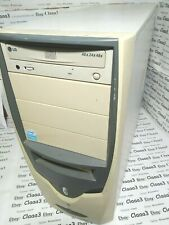 Computer Pc INTEL Pentium 4 3 Ghz/80Gb/1Gb CDRW GIGABYTE GA-8S661FXM seriale XP