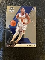 2019-20 Panini Prizm Mosaic RJ Barrett Base Rookie #229  Knicks RC Invest Now B