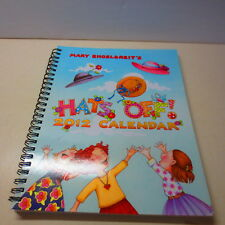 Mary Engelbreit's Hats Off! 2012 Calendar adorable pictures collectible