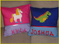 Children's 100% Cotton Decorative Cushions & Pillows