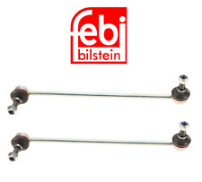 2 Febi Front Left + Right Front Sway Bar Stabilizer Links Set for Audi for VW