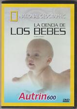 National Geographic: La Ciencia de Los Bebes (DVD) Autrin 600 promo
