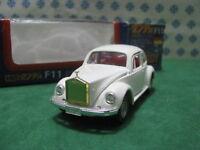 Vintage  -  VOLKSWAGEN Beetle 1200 LE  -  1/43 Dandy Tomica F11